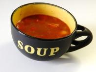 Hudo dobra čilijeva juha.