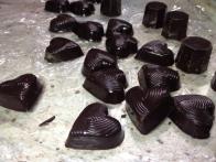 Sijoče slastne čokoladke