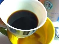 Eko, toliko kave rabiš.