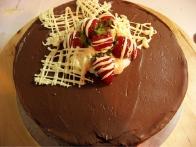 Takale je bila potem tortasta tortica. :)