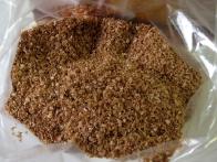 Navadni pšenični otrobi. (DA)