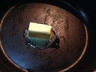 Raztapljanje masla