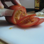 Rezinjenje paradižnika