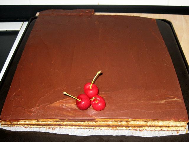 Torta opera za Nejca.