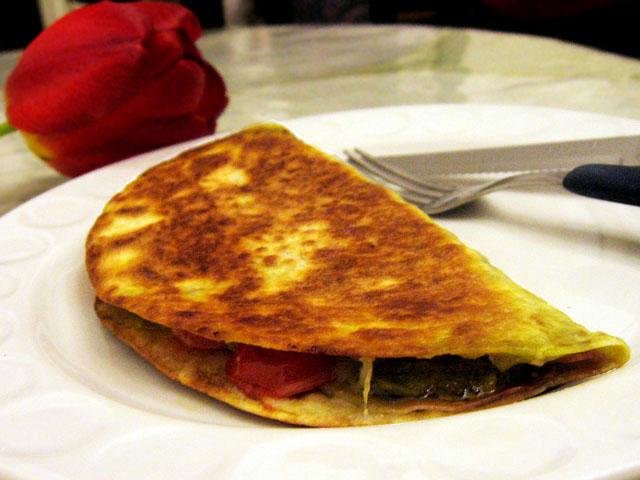 Italijanska tortilja