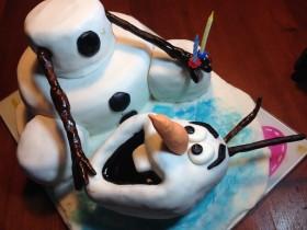 Olaf za dve leti
