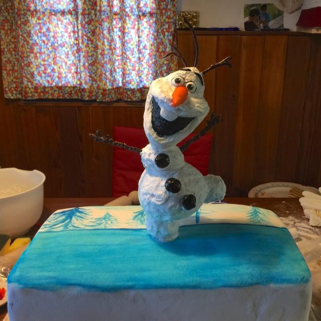 Olaf, še tretje leto
